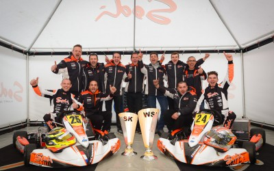 Sodi doubly victorious at Castelletto in the WSK