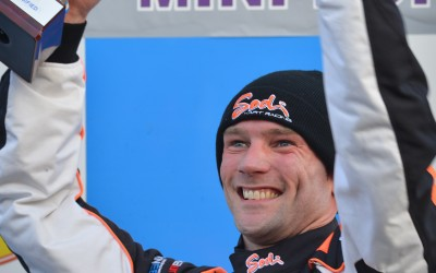 Podium and confirmation for Sodi at the Winter Cup