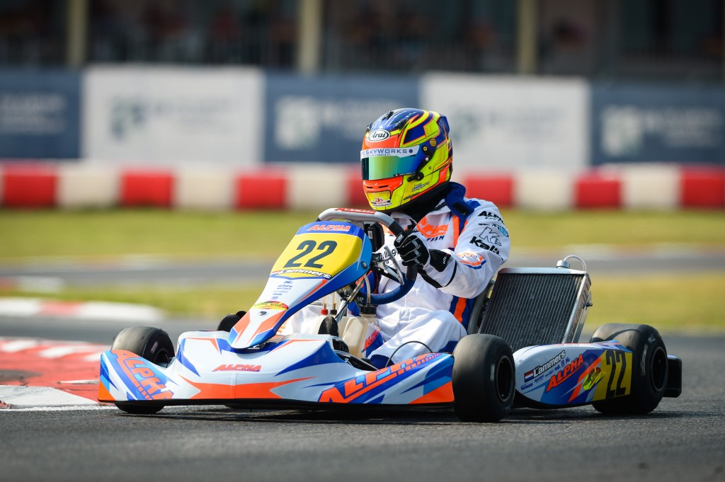 15/07/18, LONATO, South Garda karting, European Championship