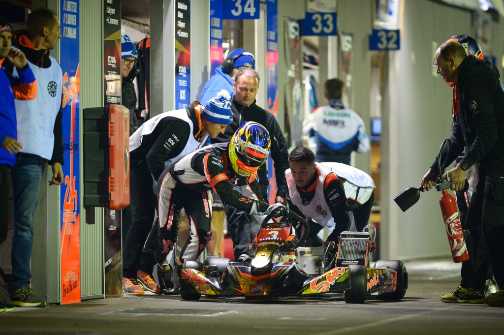 30/09/18, LE MANS, Le Mans Karting International, Endurance Championship