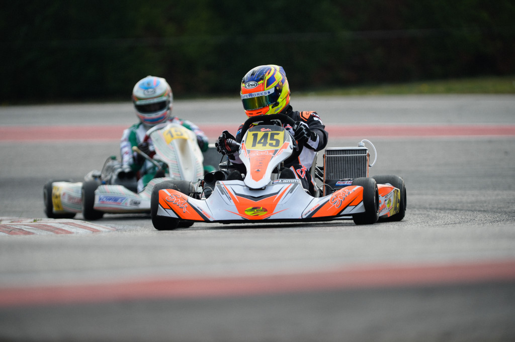 21/10/18, LONATO, South Garda Karting, WSK – Final Cup