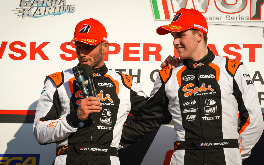Sodi continues to win at Lonato!