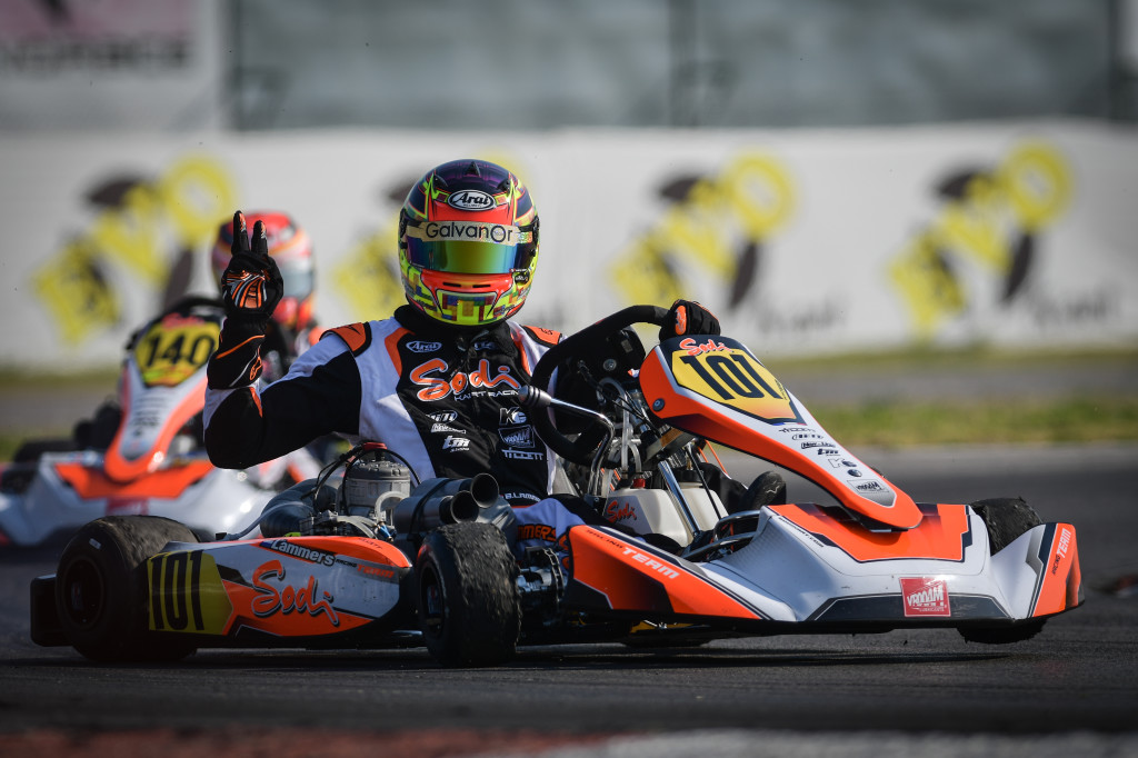 31/03/19, SARNO, Naples International Circuit, WSK Euro Series