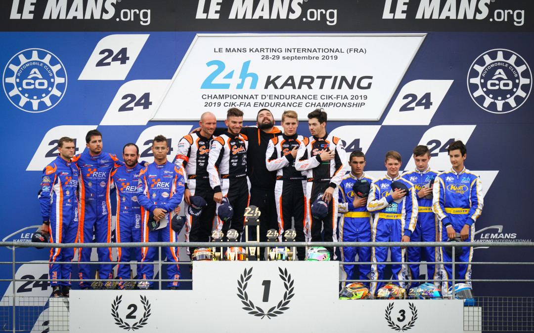 24H LE MANS : CONTINUED SUCCESS FOR SODIKART
